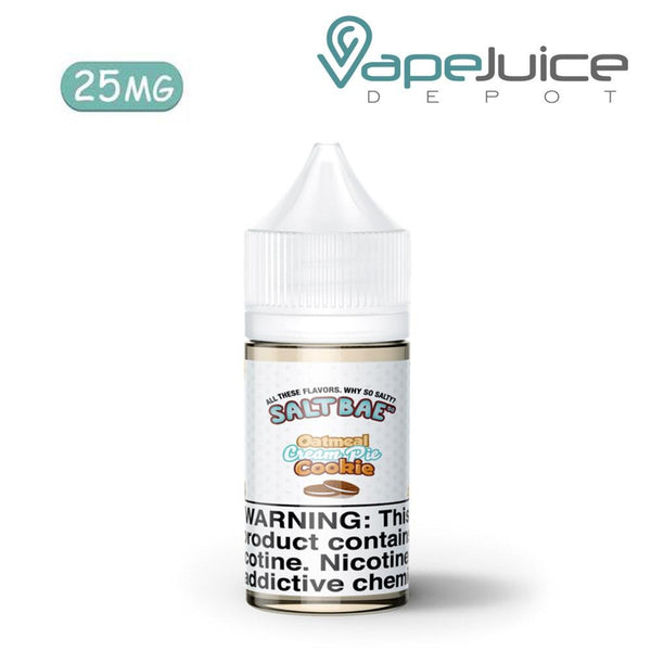SaltBae50 Oatmeal Cream Pie Cookie - Vape Juice Depot