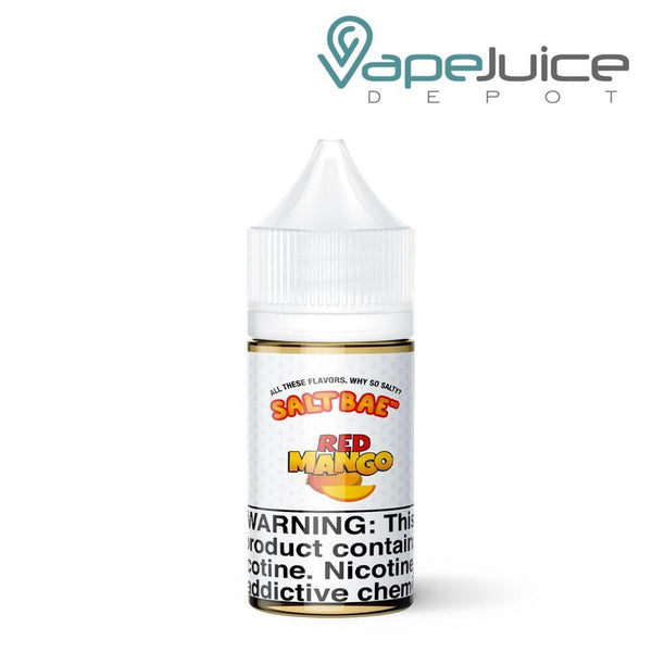 Salt Bae Red Mango e-Liquid 50mg - Vape Juice Depot