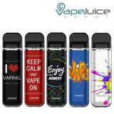 SMOK Novo 2 Pod System Kit New Cool Colors - FREE Shipping