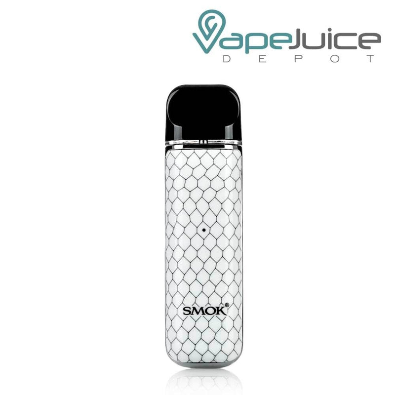 SMOK Novo White Ultra Portable Pod Kit - VapeJuiceDepot