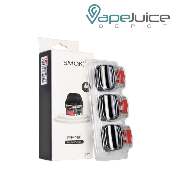 SMOK RPM 2 Empty Pod Cartridge - Vape Juice Depot