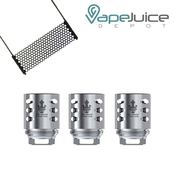 SMOK TFV12 Prince STRIP Replacement Coil - VapeJuiceDepot