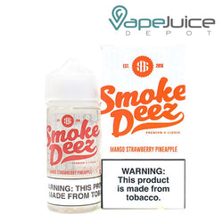 Smoke Deez Mango Strawberry Pineapple eLiquid 100ml - Vape Juice Depot