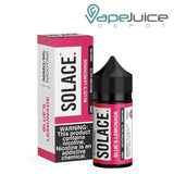 Solace Salts Blue's Lemonade eLiquid 30ml 36mg - Vape Juice Depot