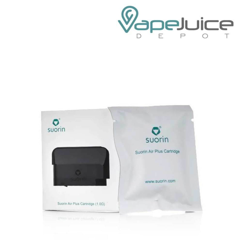 Suorin Air PLUS Replacement Pod Cartridge Pack - Vape Juice Depot