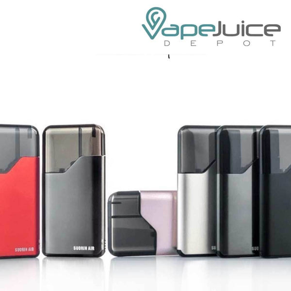 Suorin Air Version 2 Starter Kit By BlueMark Tech