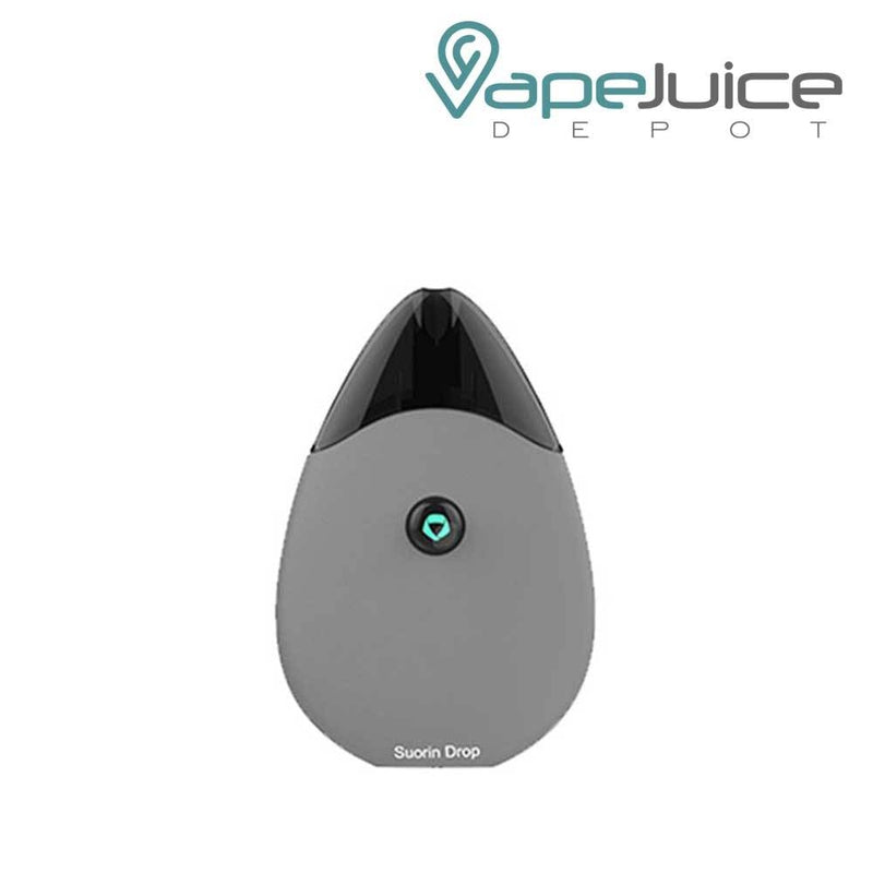 Suorin Drop Grey Starter Kit By BlueMark Tech VapeJuiceDepot