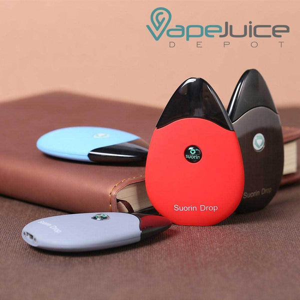 Suorin Drop Starter Kit By BlueMark Tech VapeJuiceDepot