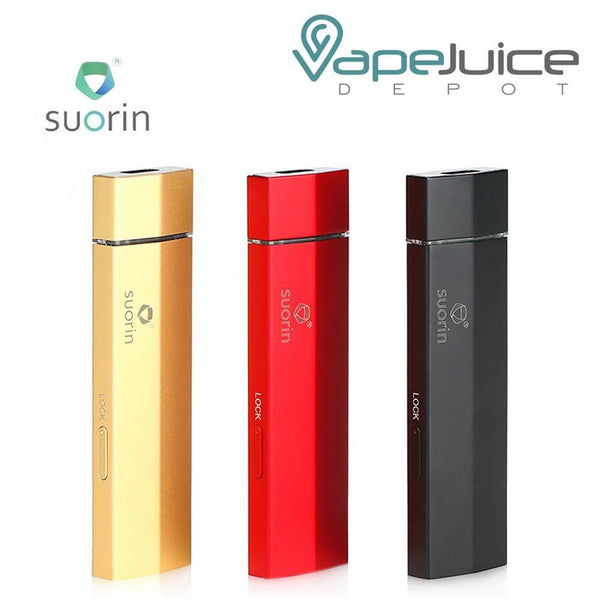 Suorin Edge Ultra Portable Pod Device - Vape Juice Depot
