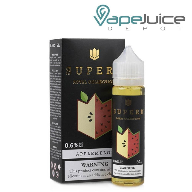 Superb Applemelon eLiquid 60ml - VapeJuiceDepot