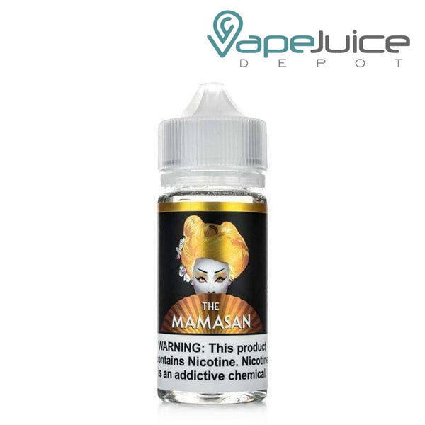 The Mamasan Guava Pop e-Liquid 100ml - VapeJuiceDepot