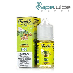 The Finest SaltNic Apple Peach Sour 30ml - Vape Juice Depot
