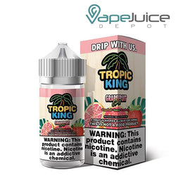 Tropic King Grapefruit Gust eLiquid 100ml - VapeJuiceDepot