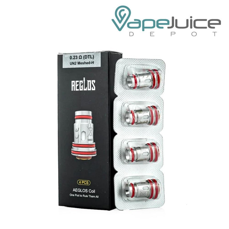 UWELL AEGLOS Replacement Coils - Vape Juice Depot