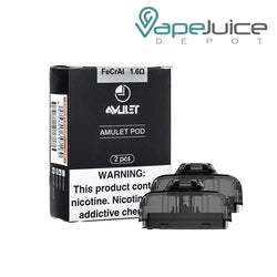 UWELL Amulet Replacement Pods - Vape Juice Depot