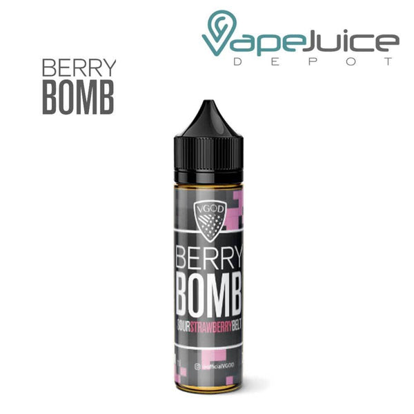 VGOD Berry Bomb e-Liquid 60ml - VapeJuiceDepot