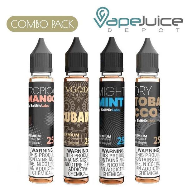 VGOD SaltNic Bundle - FREE Shipping