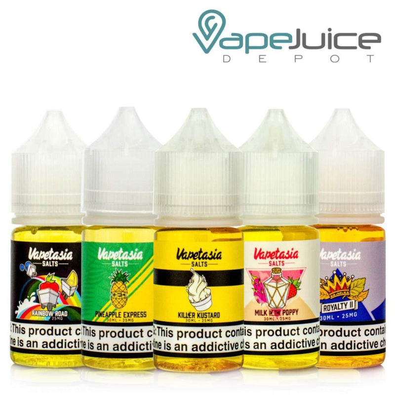 Vapetasia Salts Pineapple Express 30ml - VapeJuiceDepot