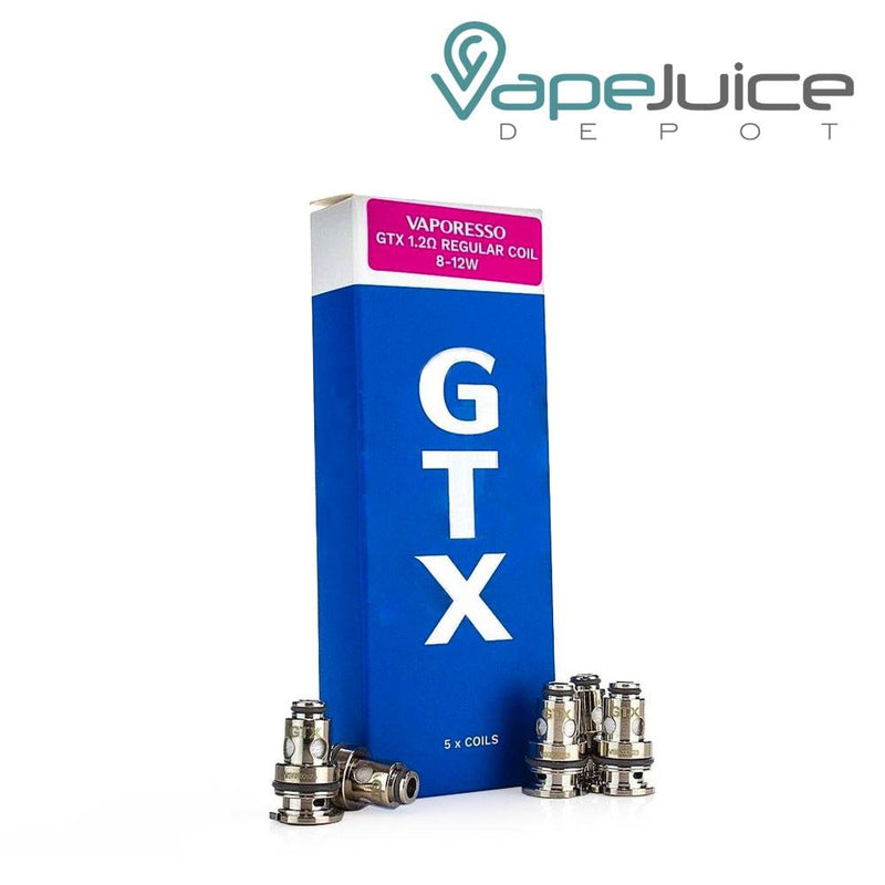 Vaporesso GTX Replacement Coils 1.2 - Vape Juice Depot