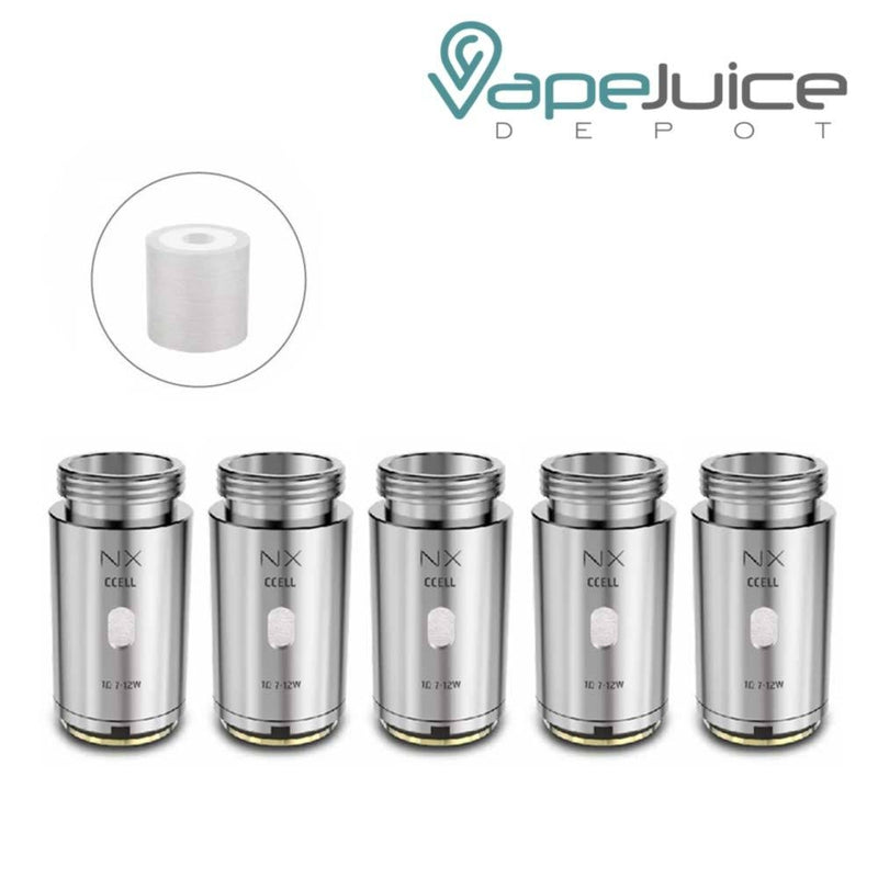 Vaporesso Nexus Replacement Coils - VapeJuiceDepot