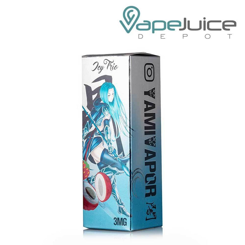Icy Trio By Yami Vapor e-Liquid 100ml VapeJuiceDepot