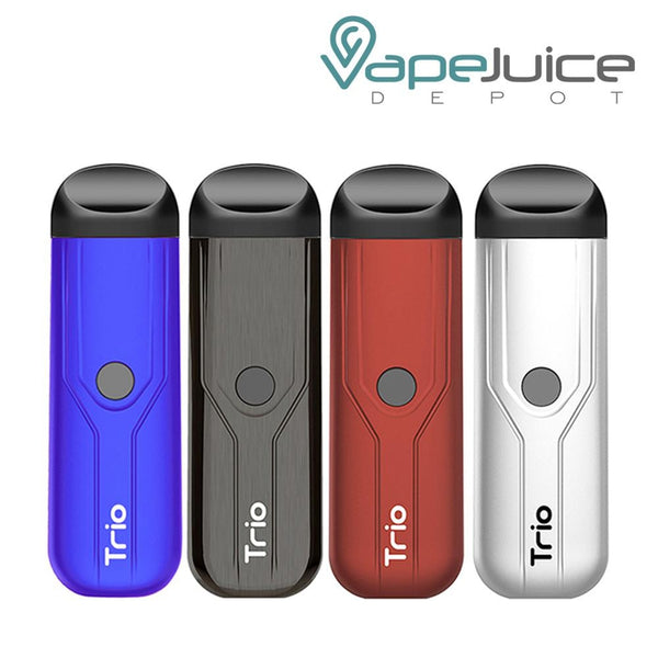 Yocan Trio 3 In 1 Vape Pen - Vape Juice Depot