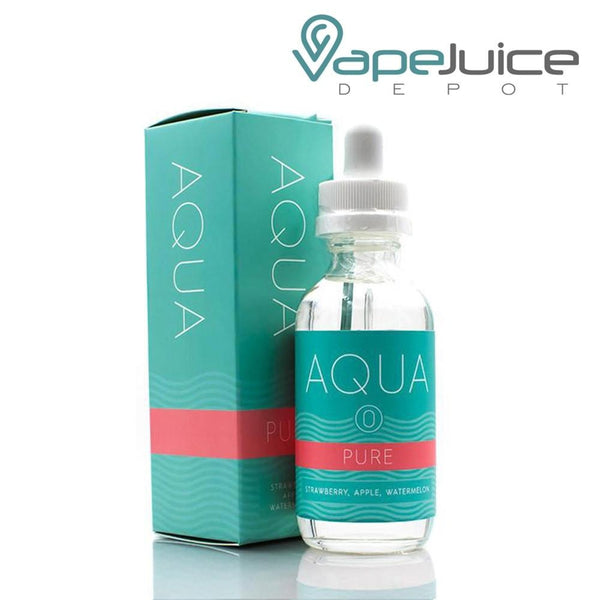 Pure Aqua e-liquid Juice by Marina Vape