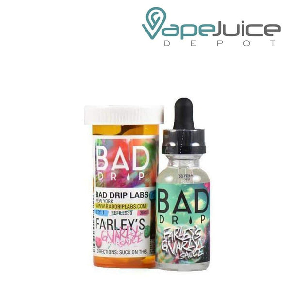 Bad Drip Salts Farley's Gnarly Sauce 30ml - Vape Juice Depot