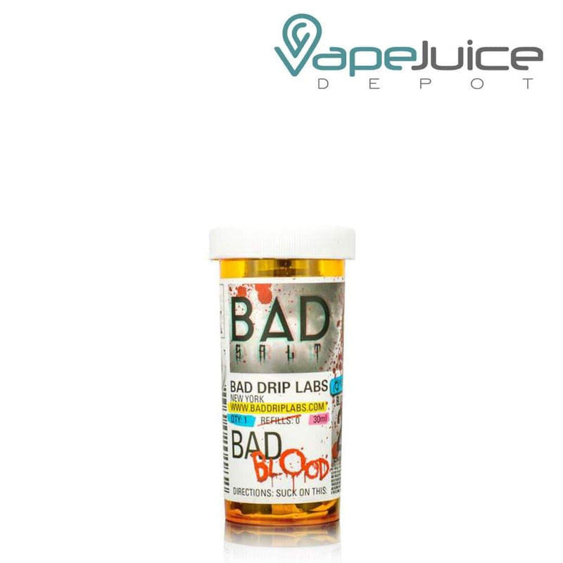 Bad Drip Salts Bad Blood 30ml - VapeJuiceDepot