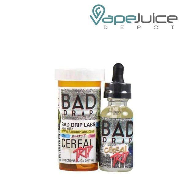 Bad Drip Salts Cereal Trip 30ml - VapeJuiceDepot