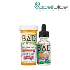 Bad Drip Salts Don't Care Bear 30ml - VapeJuiceDepot