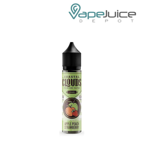 Coastal Clouds Apple Peach Strawberry - VapeJuiceDepot
