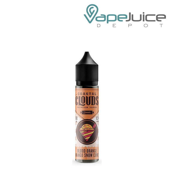 Coastal Clouds Blood Orange Mango Snow Cone - VapeJuiceDepot