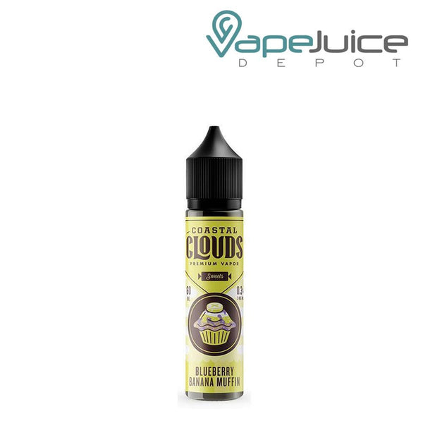 Coastal Clouds Blueberry Banana Muffin - VapeJuiceDepot