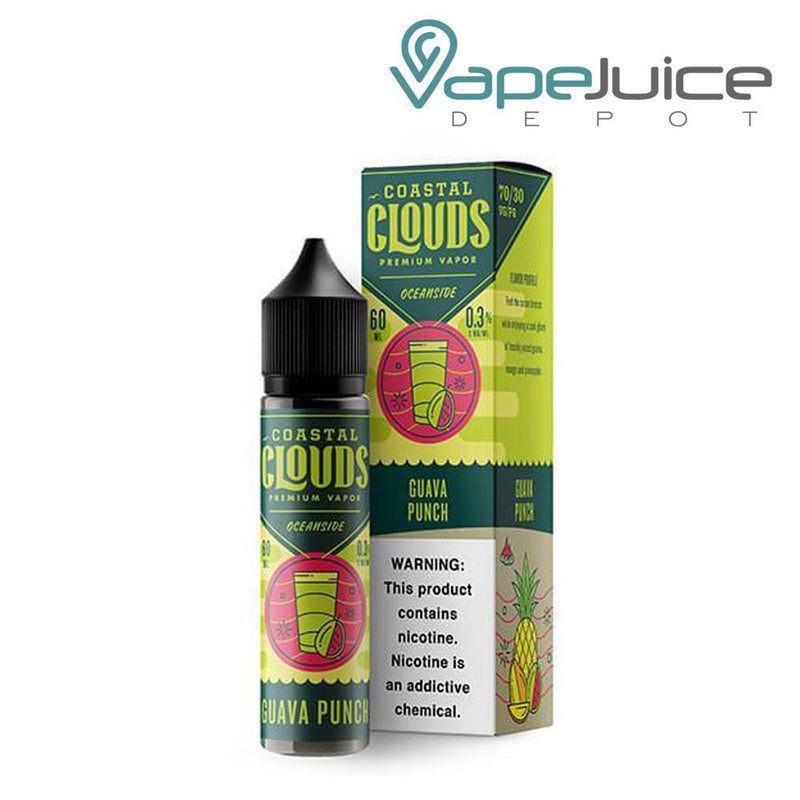 Coastal Clouds Guava Punch - VapeJuiceDepot