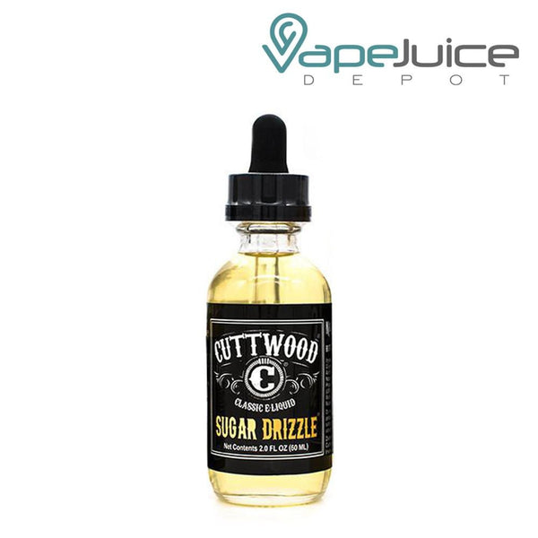 Cuttwood Classic Series Sugar Drizzle eLiquid - VapeJuiceDepot