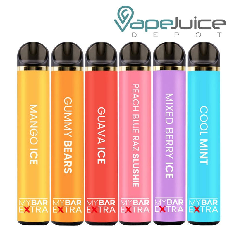 MY BAR EXTRA Disposable Pod Device - Vape Juice Depot