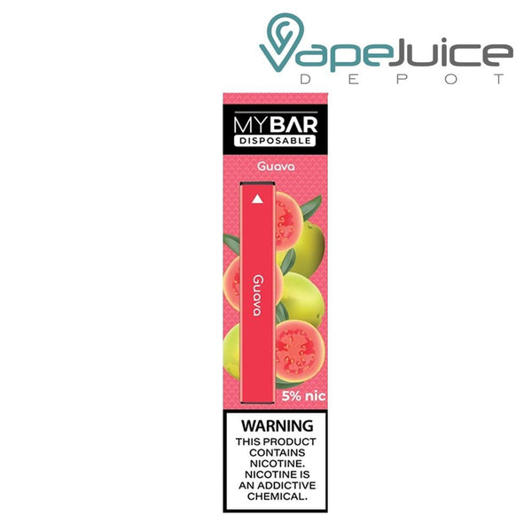 MY BAR Disposable Pod Guava - Vape Juice Depot
