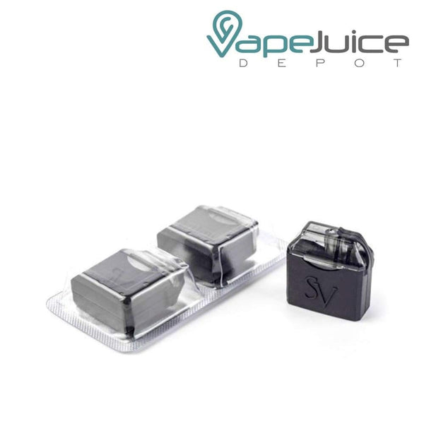 Smoking Vapor Mi-Pod Replacement Cartridge - VapeJuiceDepot