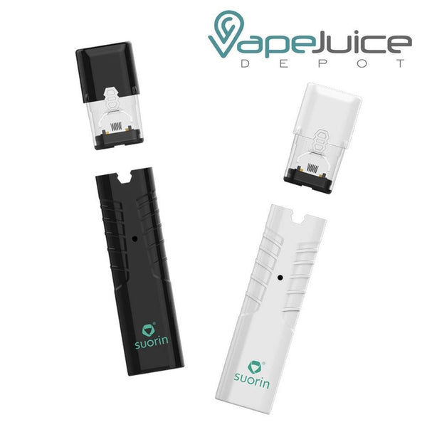 Seven Suorin iShare Single Device Open Pod System - Vape Juice Depot