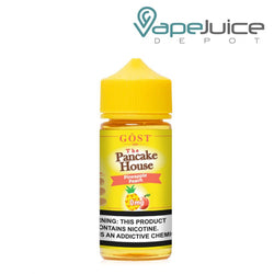 The Pancake House Pineapple Peach eLiquid - Vape Juice Depot