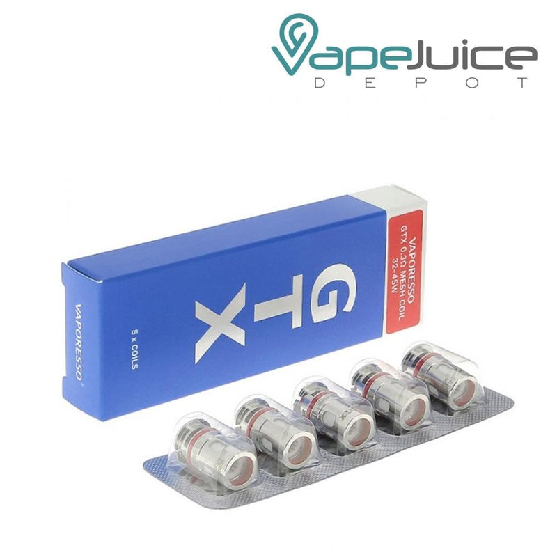Vaporesso GTX Replacement Coils - Vape Juice Depot