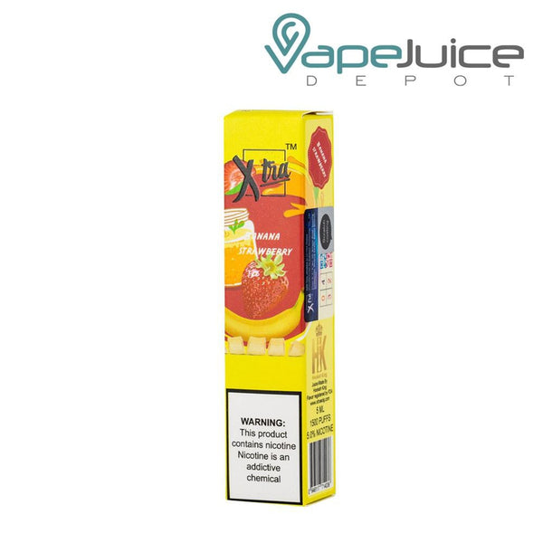 Xtra Disposable Pod Banana Strawberry - Vape Juice Depot