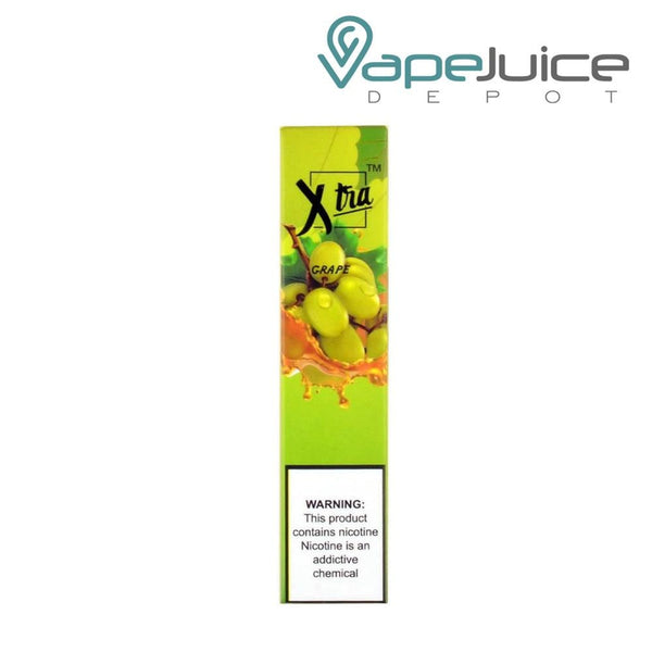 Xtra Disposable Pod Grape - Vape Juice Depot