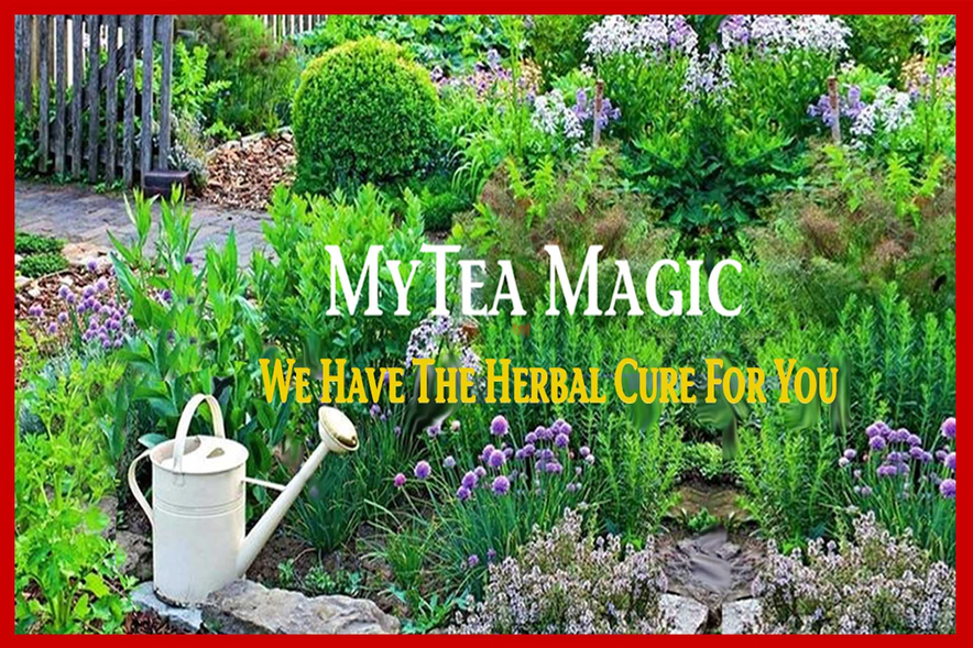 MyTea Magic - I Can Heal Myself