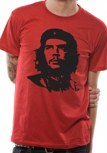 Che Guevara Mens t-shirt - Red