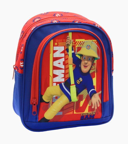 Fireman Sam Boys Backpack