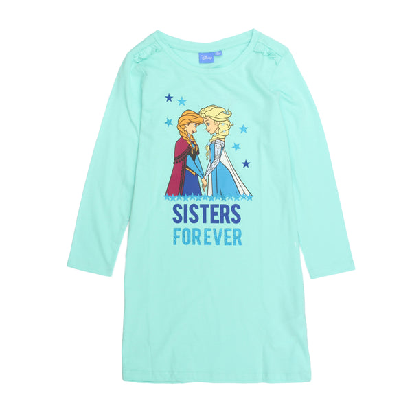 Disney Frozen Nightgown - Turquoise