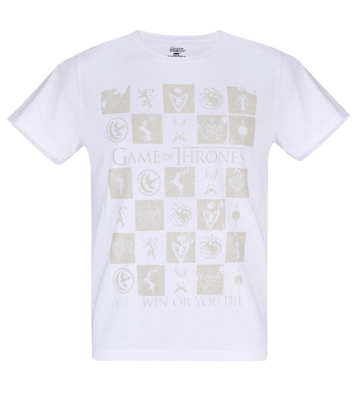 Game of Thrones - The Great Houses Sigil T-Shirt