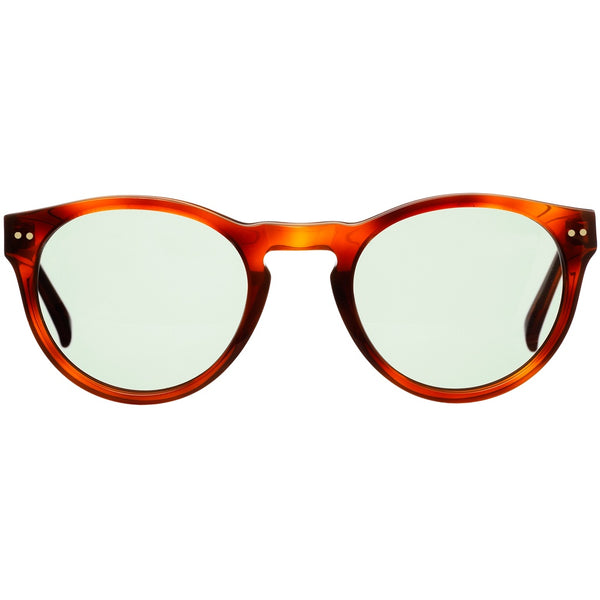 Henry Sunglasses - Light Havana - Front